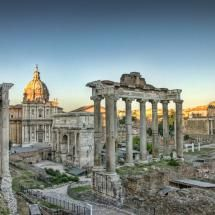 The Eternal City...Rome.