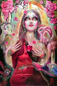 """Spiritual Warrior"" by Antonio Roybal"