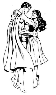 30 Best Superman images | Superman, Superman coloring ...