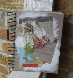 Gesso and Artisan Kit combo    Stampin' with Nanna: This And That --- An Awesome Journal AND My 700th Post!!!