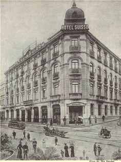 Iba Mendes: Antigos estabelecimentos comerciais de São Paulo -  Largo do Paissandu 38