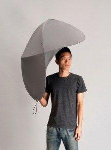 L'evoluzione dell'ombrello
