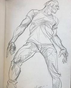 "Gefällt 2,629 Mal, 8 Kommentare - Utkan Gorguc (@e.utkangorguc) auf Instagram: ""#5minsketch #sketchbook #art #drawing #sketch #çizim #live #gestures #pose #karakalem #studioart…"""