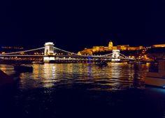 Chain Bridge, Budapeste, Hungria