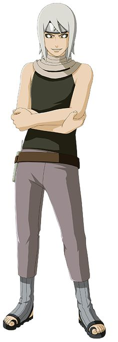 Mangetsu Hōzuki - Naruto
