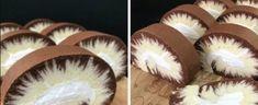 Švýcarská roláda Hurikán, naprostá dobrota recept – iRecept Swiss Roll Cakes, Fondant, Cheesecakes, Food, Rolls, Pastries, Essen, Buns, Cheesecake