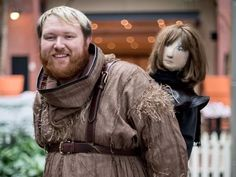 """The 11 best 'Game of Thrones' cosplayers from the first-ever 'Con of Thrones' - The first ever Con of Thrones came to Nashville inJune 2017, bringing together """"Game of Thrones"""" and """"A Song of Ice and Fire"""" fans from around the world. One of the highlights from the weekend was the huge number of cosplayers who attended the con, showing off their elaborate (and often homemade ) """"Game of Thrones"""" costumes.  Keep scrolling for a look at the best cosplayers spotted by INSIDER.  Were you…"""