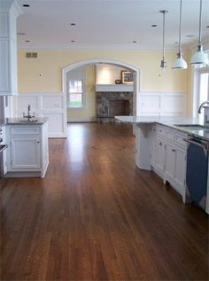 provincial stain on red oak | Provincial stain on white oak