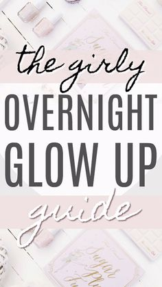 Girly overnight glow up beauty tips you haven't heard yet! Makeup, hair and beauty tips, makeover ideas and how to look pretty for school that teens will love, just girly things tips tips hair tips makeup tips skin tips teens Beauty Tips For Face, Natural Beauty Tips, Natural Hair Styles, Face Beauty, Make Over Beauty, Face Tips, Beauty Care, Diy Beauty, Beauty Hacks