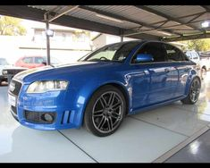 Buy Excellent 2007 Audi Rs 4 Quattro Only Fsh for sale In Pretoria / Tshwane, Gau.