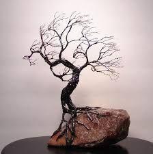 Bildergebnis für how to make wire trees