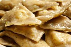 Recept: Tatarčané pirohy   Nebíčko v papuľke Snack Recipes, Snacks, Apple Pie, Macaroni And Cheese, Chips, Ethnic Recipes, Desserts, Food, Snack Mix Recipes