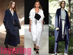 Best Spring 2015 Trends From New York Fashion Week | Laddiez