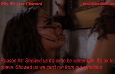 Why we love charmed