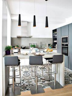 Agence Skéa Wwwskeadesignercom Design Despace Architecture - Ensemble table et 4 chaises sun pour idees de deco de cuisine