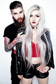 Lindsay Woods e Rodrigo Lima
