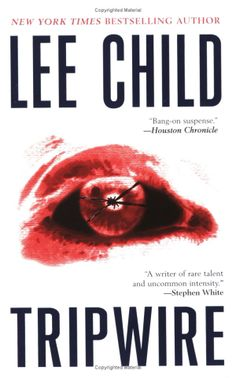 Jack Reacher: Tripwire 3 by Lee Child Paperback) for sale online Used Books, Books To Read, My Books, Reading Levels, Love Reading, Jack Reacher Series, Printing And Binding, Bestselling Author