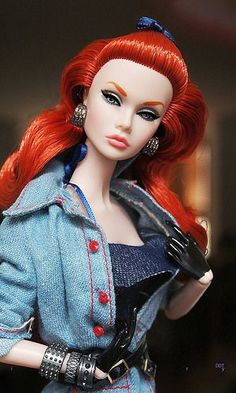 Fashion Royalty Poppy Parker: First Taste of Champagne   by DaveDollTown