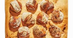 Enkla ljusa frallor Scones, Baked Potato, Foodies, Nom Nom, Muffin, Brunch, Bread, Breakfast, Healthy