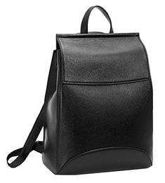 Heshe Womens Leather Backpack Casual Style Flap Backpacks... https://www.amazon.com/dp/B018VEUDS0/ref=cm_sw_r_pi_dp_x_E1eeAbKAE9WGV