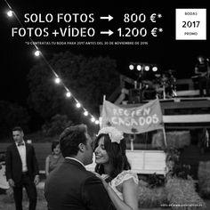 © Javier Arroyo / promo bodas 2017