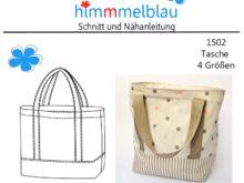 1502 E-Book Shopper Tasche S - M - L - X