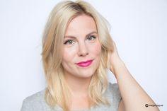 Fearless Fuchsia: Arbonne #Vegan Lip Color Review #beauty