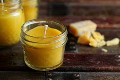 how to make beeswax candles -- a simple tutorial!