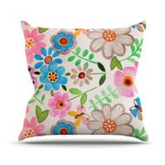 Kess InHouse Louise Machado The Garden Throw Pillow, 18 by 18-Inch by Kess InHouse, http://www.amazon.com/dp/B00EC9OVAK/ref=cm_sw_r_pi_dp_z-Fgsb1HSQ86P