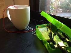 Mug Music: Turn Water Into an Instrument with Arduino and ChucK