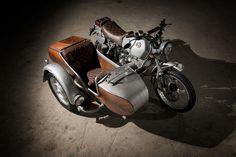 Cafe Racer Pasión — caferacerpasion.com BMW R100GS #Scrambler with...