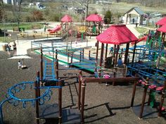 Warriors' Path State Park: Playground