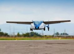 Collapsible Aeromobil 2.5 Flying Car in Action - Spicytec