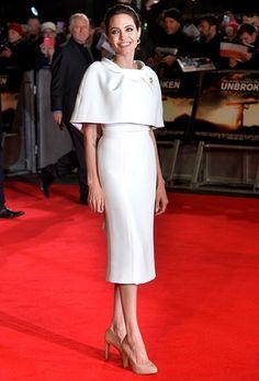 Angelina Jolie - Unbroken Premiere - Ralph & Russo Couture