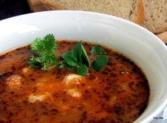 Nejedlé recepty: Dršťková polévka Sauerkraut, Traditional, Foods, Ethnic Recipes, Kitchens, Backen, Food Food
