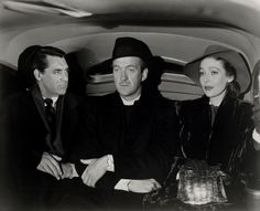 If you were born in 1947, Cary Grant was attracting lots of movie goers with several movies he had out that year - like this one 'The Bishop's Wife' co-staring David Niven and Loretta Young.