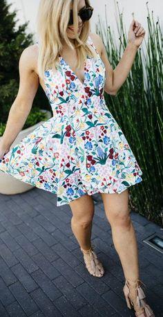 Feeling like summer - Allyson in Wonderland