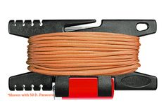 Spool Tool, Paracord Tool, Tricorne, Tricorn, Paracord Management, Survival Prepping, Emergency Preparedness, Survival Gear, Survival Gadgets, Paracord Knots, 550 Paracord, Paracord Projects, Adventure Gear, Go Bags