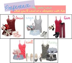 Preferences: what you'll wear at a sleepover with him♥~ Ome Direction, One Direction Fashion, One Direction Outfits, One Direction Imagines, 1d Imagines, One Direction Pictures, I Love One Direction, 1d Preferences, One Direction Preferences