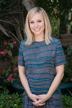 Kristen Bell cute dress