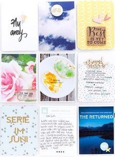 Some Randomness of June by confettiheart at Scrapbook Paper Crafts, Diy Scrapbook, Scrapbook Pages, Pocket Scrapbooking, Scrapbooking Ideas, Layout Inspiration, Life Inspiration, Project Life Layouts, Scrapbook Journal