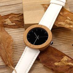 Princeton Series - Bamboo Wooden Watch