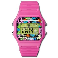 Disney Wrist Watch - Digital Timex Mickey Mouse