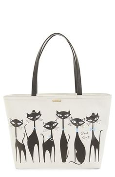26bf5c4c5e kate spade new york  cool cat - francis  tote available at  Nordstrom Kate