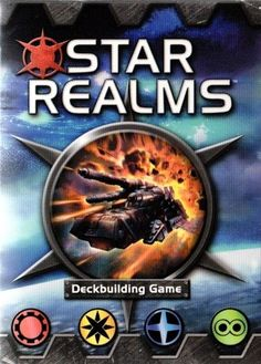 Star Realms is a fast paced deckbuilding card game of outer space combat by Magic Hall of Famers Darwin Kastle and Rob Dougherty (Ascension Co-founder). It combines the fun of a deckbuilding game with the interactivity of Trading Card Game style combat. As you play, you make use of Trade to acquire new Ships and Bases from the cards being turned face up in the Trade Row from the Trade Deck. You use the Ships and Bases you acquire to either generate more Trade or to ...