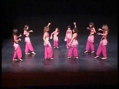 Danza del Vientre Infantil.wmv