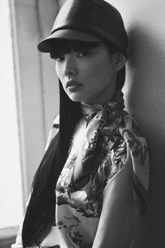 "chiaradr: "" Kozue Akimoto for Hermès shot by Craig McDean "" Japanese Models, Japanese Fashion, Craig Mcdean, Cute Asian Girls, Hottest Models, Covergirl, Street Style Women, Female Models, Fashion Art"