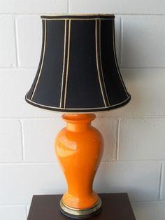 Beautiful ginger jar lamp