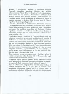 """Scritto (marzo 2015)dal prof.Maurizio Angelini,Coordinatore Regionale Anpi Veneto.Tratto da """"Racconti e Ricordi sulla Resistenza in Riviera del Brenta"""" ne """"Una stele per Romeo Isepetto""""."""