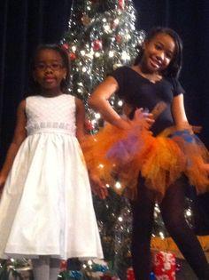 Last night's school Christmas program 2013